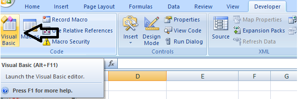 how to add cell borders in excel